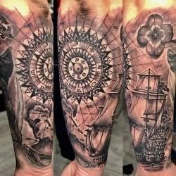 татуировки фото пиратов