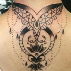 Кружевные татуировки на руке эскизы