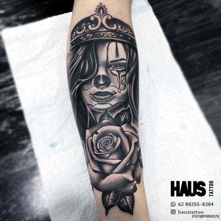 татуировки для парня и девушки фото