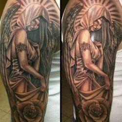 Религиозные татуировки разных конфессий, их значения, фото и отзывы