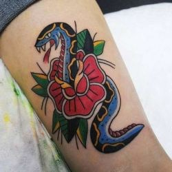 Какими бывают татуировки животных, отзывы