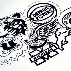 Эскиз герб команды