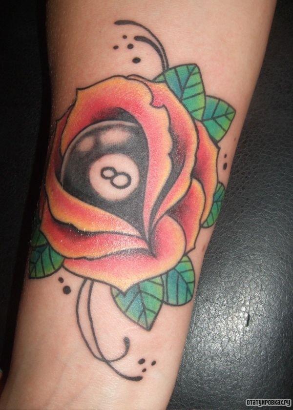 Татуировка 8