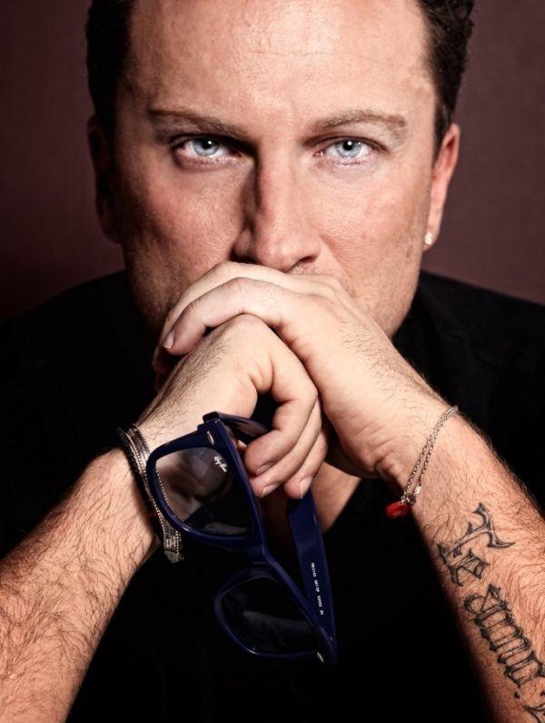 Татуировка Дмитрия Нагиева на руке