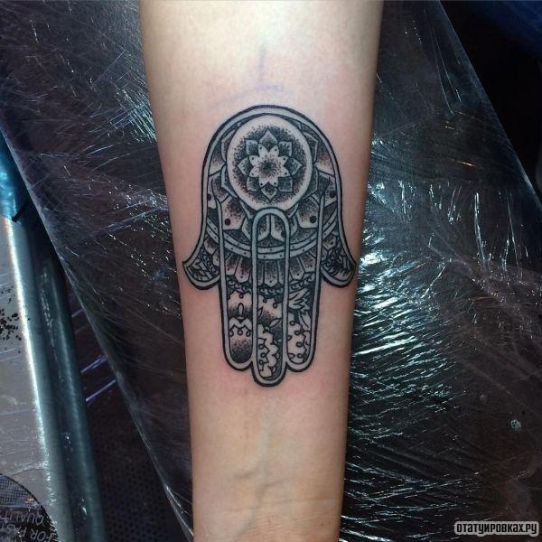 Татуировка амулет
