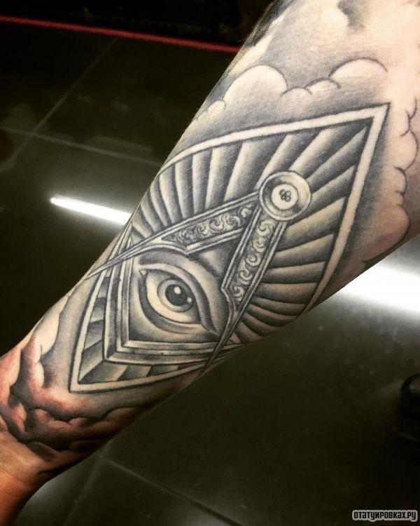 Татуировка масон