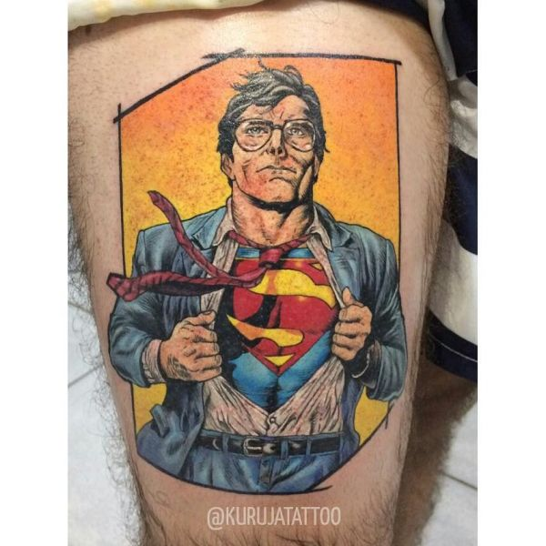 Супермен под костюмом