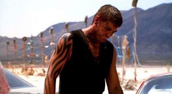 Татуировки Джорджа клуни на плече