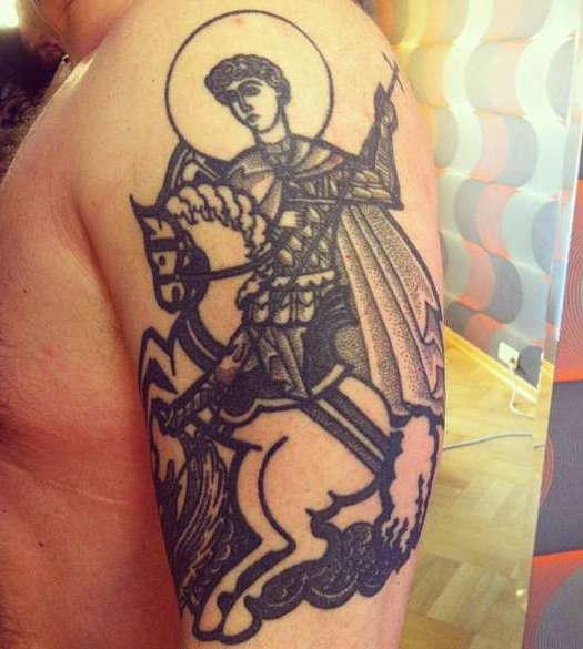 Православная татуировка
