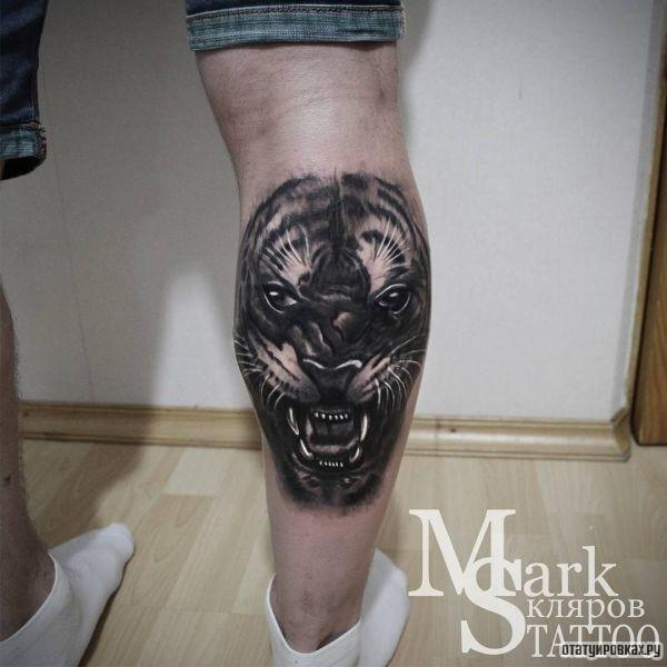 Татуировка барс