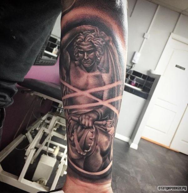 Татуировка люцифер