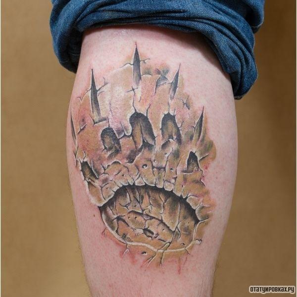 Татуировка печать Велеса