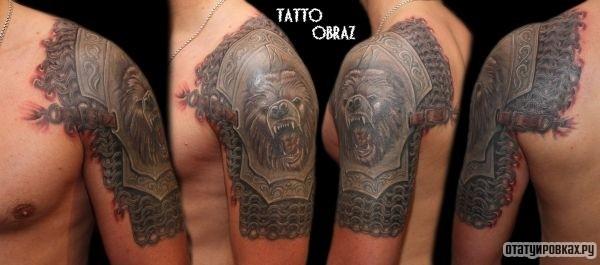 Татуировка погоны
