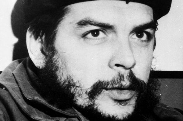 Че Гевара фотография
