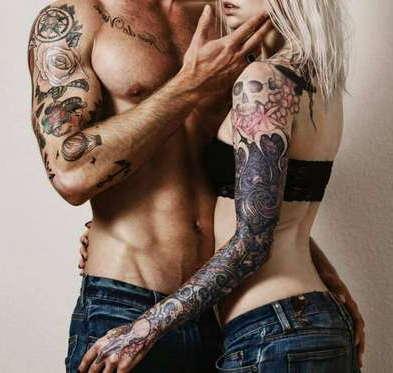 Рукава у пары