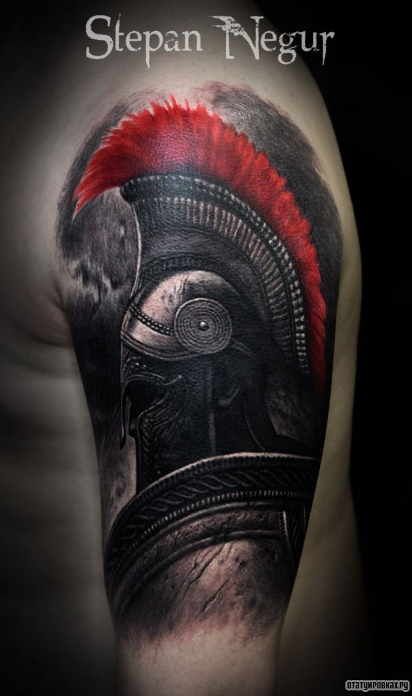 Татуировка легионер