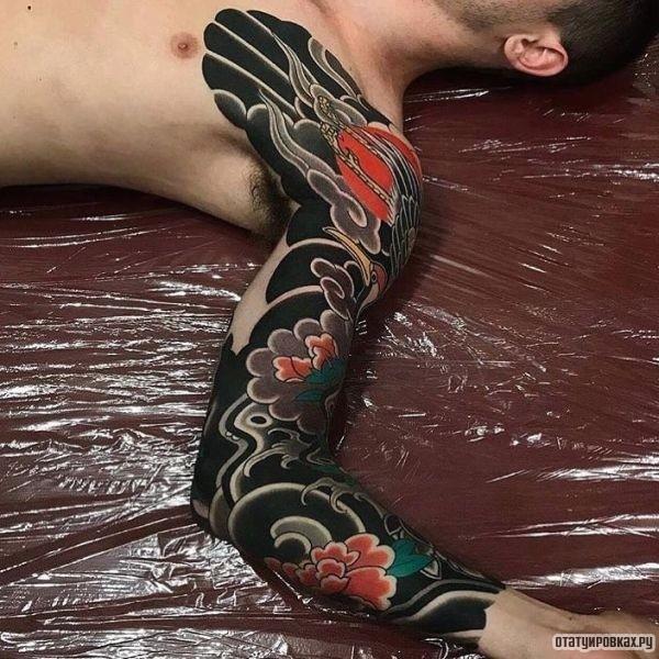 Татуировка ориентал