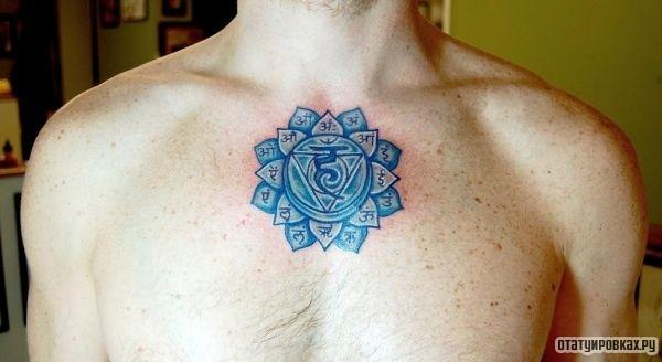 Татуировка эзотерика