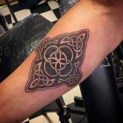 Кельтские татуировки фото