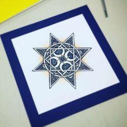 эскиз кельтские татуировки