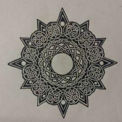 фото, эскиз кельтские татуировки