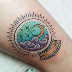 фото магические татуировки