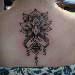 Магические татуировки фото