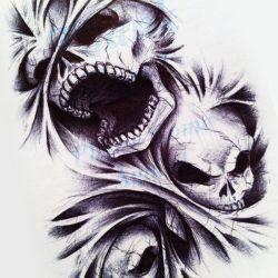 Демоны вырываются из груди