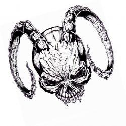 Демон-баран