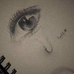 эскиз тату глаз