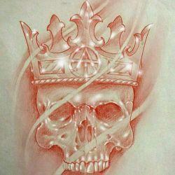 корона фото, эскиз