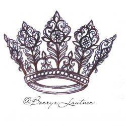 фото, эскиз корона
