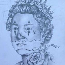 корона эскиз