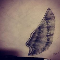 Татуировка крылья фото, эскиз