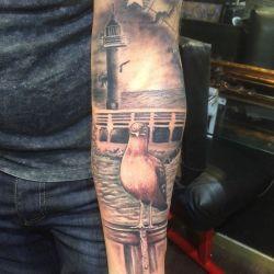 фото маяк