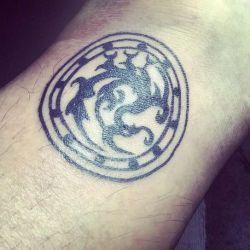 фото татуировка оберег