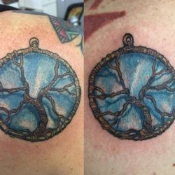 Татуировка оберег фотография