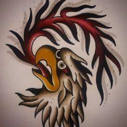 орел эскиз
