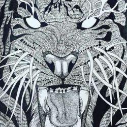тату тигр фото, эскиз