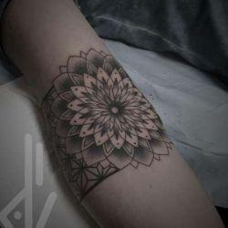 фотография татуировка узор