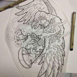 Уголовные татуировки и их значение на зоне, Тюремные 89