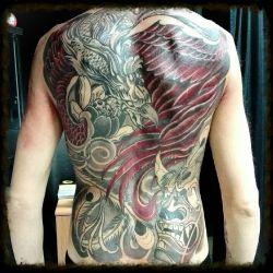татуировка якудза фото