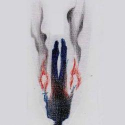 татуировки абстракции фото, эскиз
