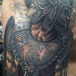 фото татуировки гладиаторов