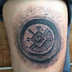 фото татуировки майя