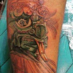 Татуировки майя фотография