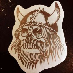 фото, эскиз викингов