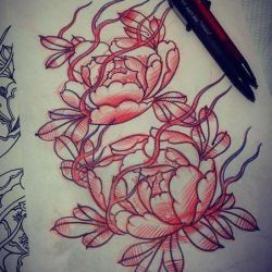 Японские татуировки эскиз