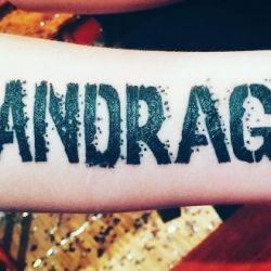 Фанатские татуировки