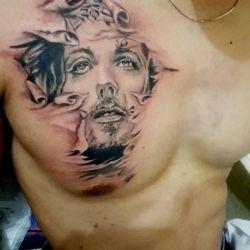 Христианские татуировки